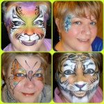 Face Painting Tigar