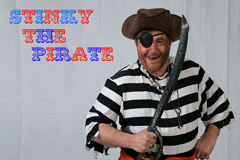 Stinky the Pirate